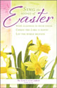 Standard Easter Bulletin: Sing the Songs of Easter