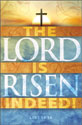 Standard Easter Bulletin: Lord is Risen