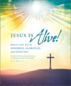Premium Easter Bulletin: Jesus is Alive!