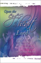 Standard General Worship Bulletin - Open the eyes of my heart Lord