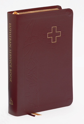 Lutheran service book personalgift edition negle Images