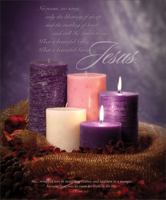 Advent Bulletin: What a Beautiful Gift