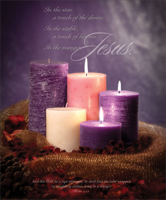Advent Bulletin: Jesus