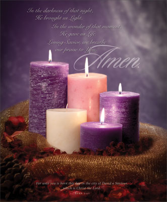 Advent Bulletin: Amen