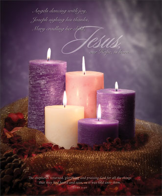 Advent Bulletin: Jesus Our Hope is Born