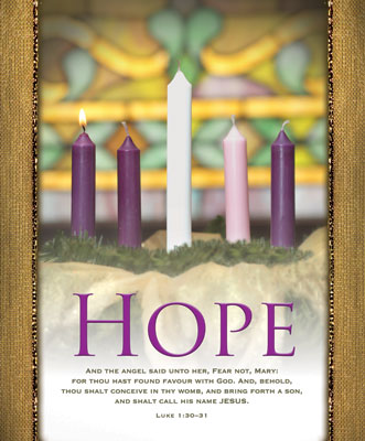 Advent Bulletin: Hope
