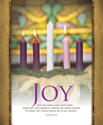 Advent Bulletin: Joy