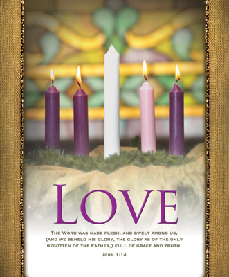 Advent Bulletin: Love