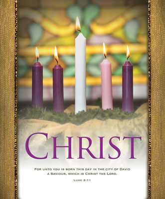 Advent Bulletin: Christ