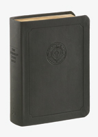 The Lutheran Study Bible - Compact Black