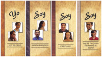 Paquete de tratados evangelisticos (Evangelistic Tracts Pack) (4 Packs of 25)