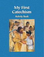 My First Catechism Activity Book