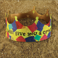 Heavenly Home Crown (Pack of 12)