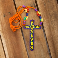 Now & Forever Cross (Craft, Pack of 12) - VBS 2016