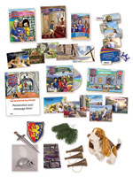 Mighty Fortress Early Childhood Kit - VBS 2017