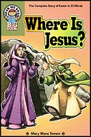 Where Is Jesus? Big Book