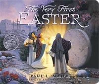 The Very First Easter Board Book
