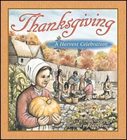 Thanksgiving: A Harvest Celebration (PB)