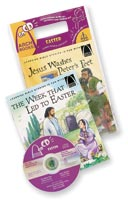 Easter Arch Books on CD