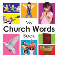 My Church Words Book