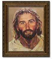 Framed Print - Head of Christ
