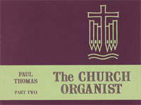 The Church Organist, Vol. II