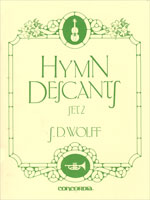 Hymn Descants, Set II (Lent & Easter)
