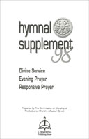 Services from Hymnal Supplement '98