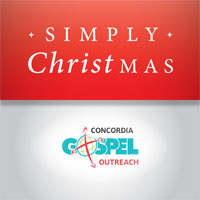 Concordia Gospel Outreach Children's Simply Christmas Donation