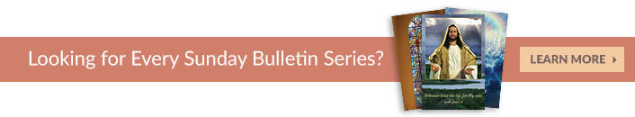 Every Sunday Bulletin Series
