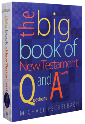 The big book of new testament questions and answers fandeluxe Image collections