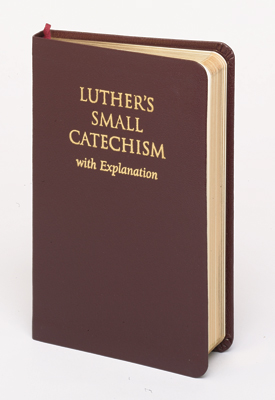 Lesson 3: The First Article of the Apostles' Creed in Martin Luther's Small Catechism