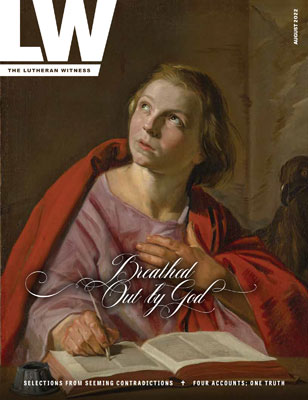 Lutheran witness 1 year subscription fandeluxe Image collections