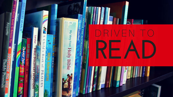Driven to Read