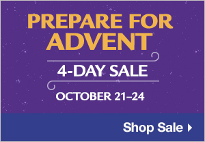 2014 Advent Sale - Oct 21–24