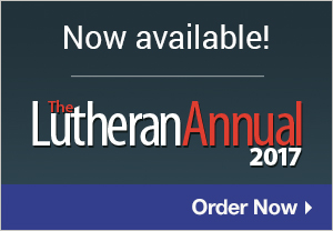 The 2017 Lutheran Annual