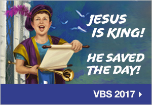 2017 VBS - Might Fortress