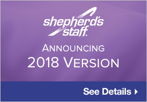 Introducing 2018 Shepherds Staff