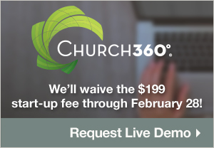 Church360 Jan No Start Up Fee