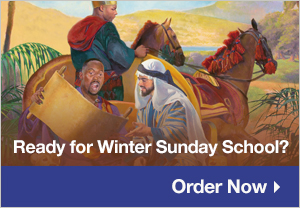 Winter Sunday School
