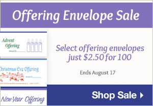 Offering Envelope Sale