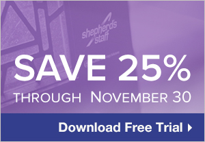 Save 25% on Shepherd