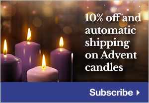 Advent Candle Subscription