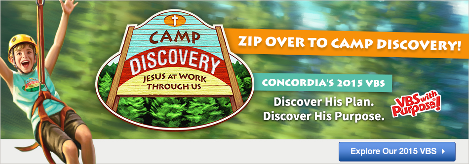 Camp Discovery - 2015 VBS