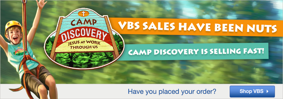 VBS Sales are Nuts!