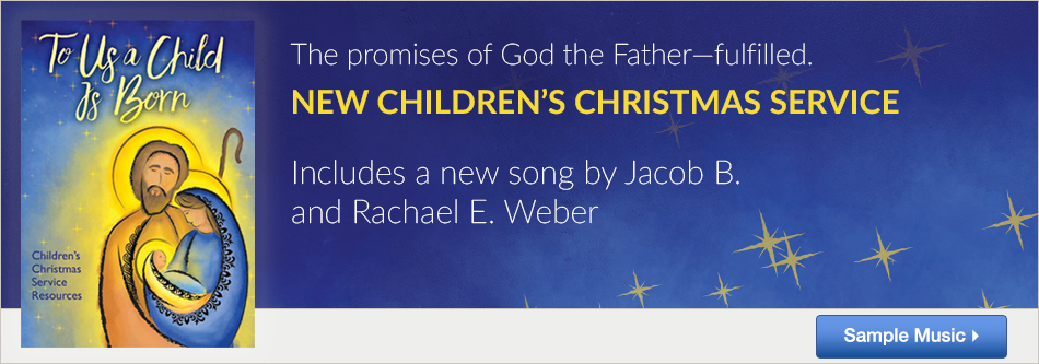 To Us a Child Is Born-2016 Christmas Program
