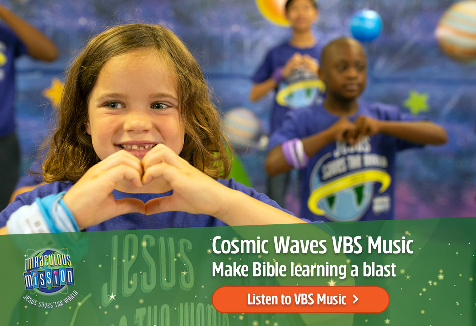 Listen to VBS Music