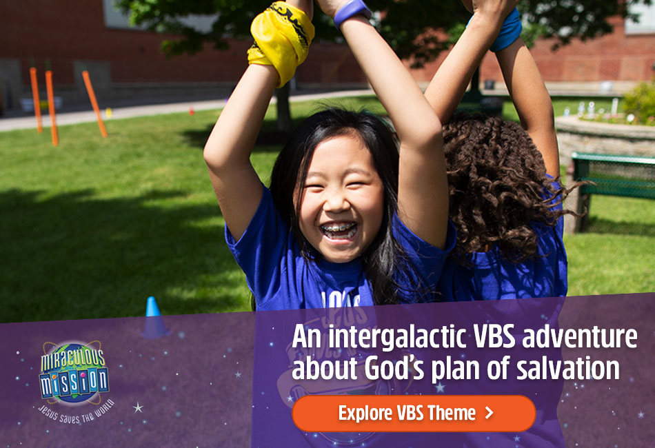 Explore VBS Theme