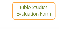 Bible Studies Evaluation Form