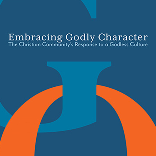 Embracing godly character the christian communitys response to a free promotional tools fandeluxe Image collections